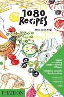 1080 Recipes (Spain: The Cookbook)