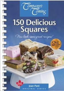 150 Delicious Squares