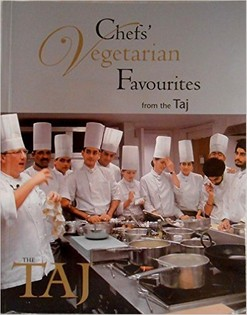 Chef's Vegetarian Favourites from the Taj
