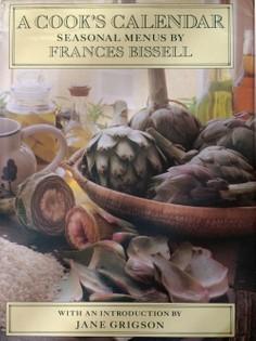 A Cook's Calendar: Seasonal Menus