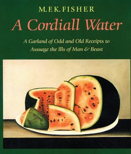 A Cordiall Water