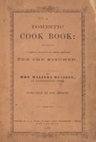 A Domestic Cook Book