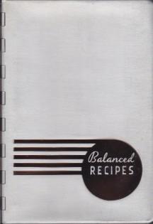 Balanced Recipes