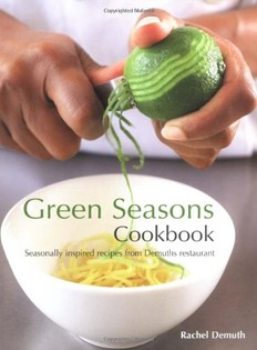 Green Seasons Cookbook