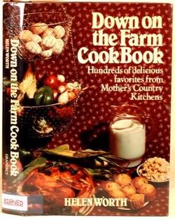 Down on the Farm Cookbook