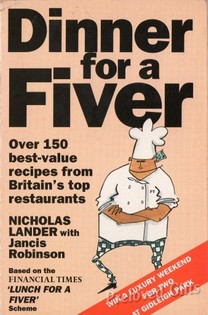 Dinner for a Fiver