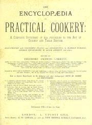 The Encyclopaedia of Practical Cookery