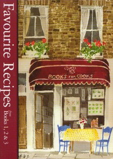 Favourite Recipes from Books for Cooks 1, 2 & 3