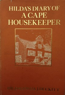 Hilda's Diary of a Cape Housekeeper