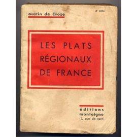 Les Plats Régionaux de France