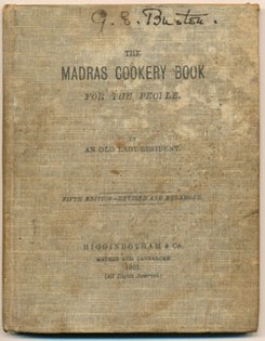 The Madras Cookery Book for the People