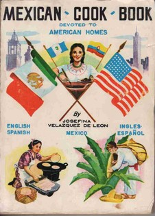Mexican Cook Book (Devoted to American Homes)