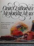 Craig Claiborne's Memorable Meals