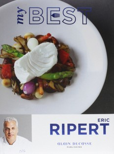 My Best: Eric Ripert