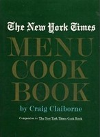 New York Times Menu Cookbook