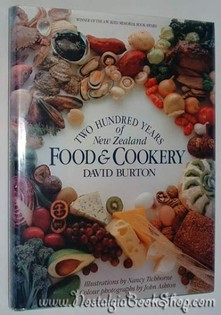 Two Hundred Years of New Zealand Food and Cookery