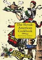 The Anniversary Slovak American Cook Book