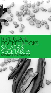 River Café Pocket Books: Salads and Vegetables