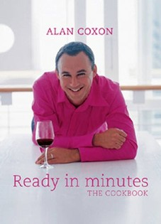 Ready in minutes: The Cookbook