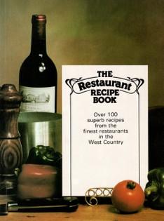 Restaurant Recipe Book