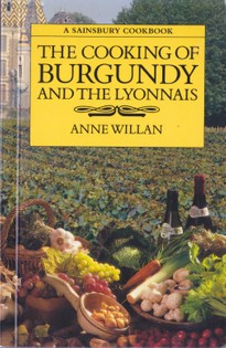The Cooking of Burgundy and the Lyonnais