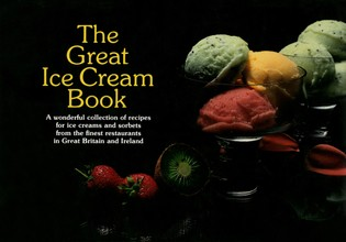 The Great Ice Cream Book
