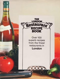 The London Restaurant Recipe Book