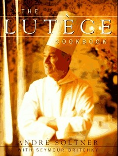 The Lutèce Cookbook
