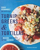 Turnip Greens and Tortillas