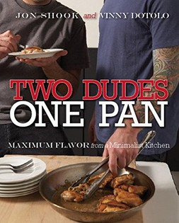 Two Dudes, One Pan: Maximum Flavor from a Minimalist Kitchen