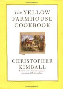 Yellow Farmhouse Cookbook