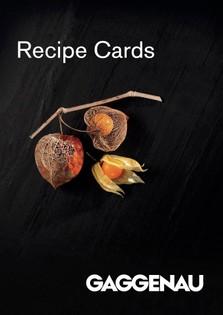 Gaggenau Recipes