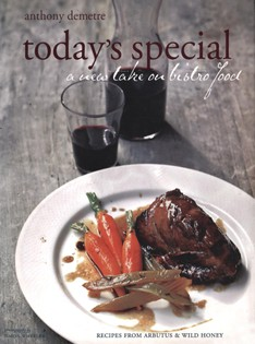 Today's special: A new take on bistro food